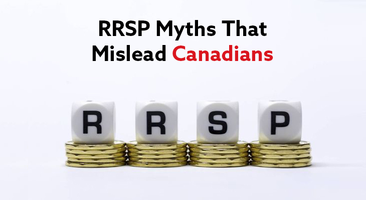 The Biggest RRSP Myths That Mislead Canadians