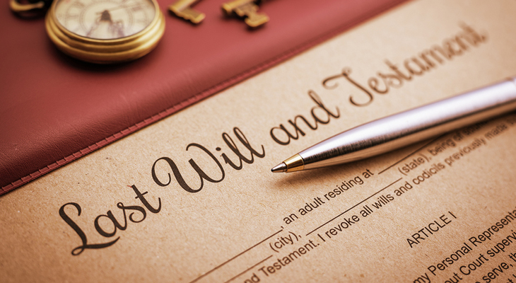 Basic Components Of A Last Will